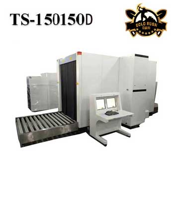 TS-150150 X Ray Baggage Scanner