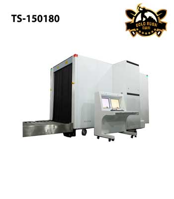 X ray luggage scanner TS 150180