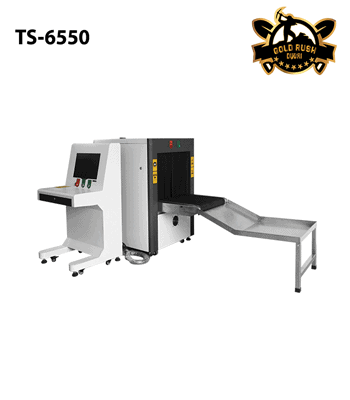 X ray luggage scanner TS 6550