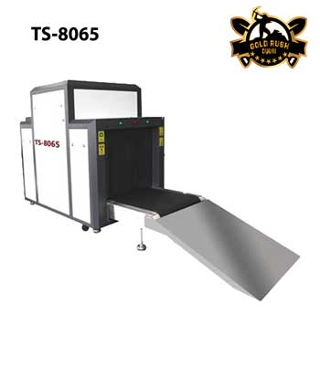 X Ray Baggage Scanner TS-8065