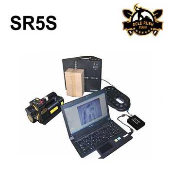 mini X ray machine portable baggage scanning machine SR5S