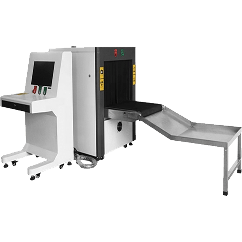 TS 6550 x-ray baggage scanner